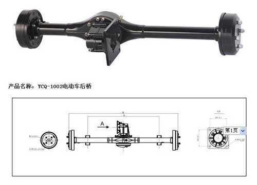 三轮车烧烤架设计图展示
